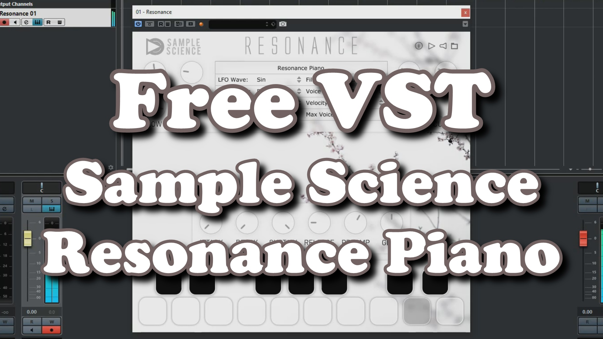 SampleScienceResonancePiano image